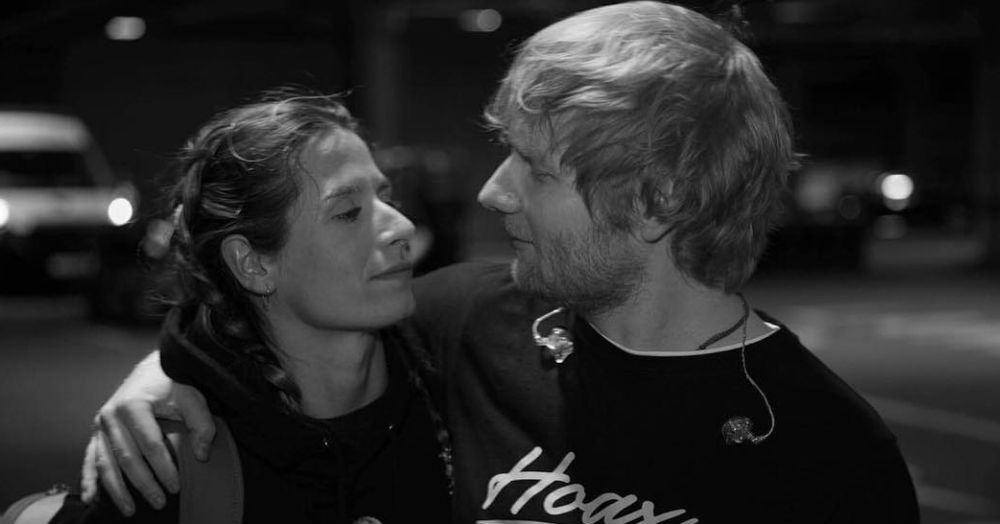 Ed Sheeran Really Has Tied The Knot With Cherry Seaborn And This Video Is Proof!