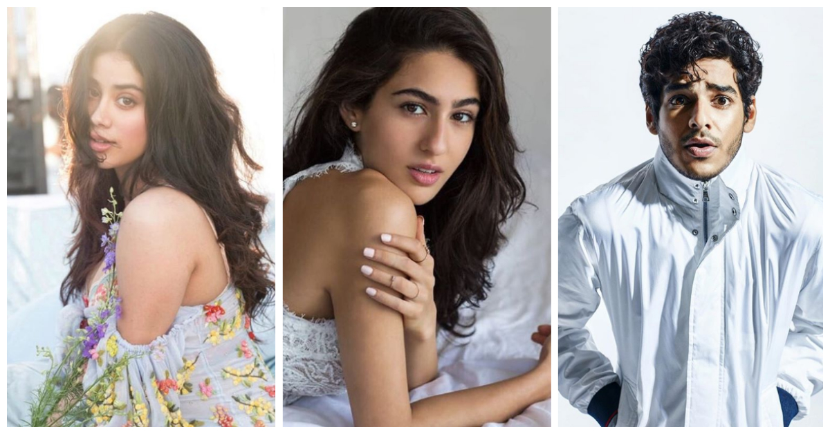 Jahnvi Kapoor Says Ishaan Khatter Is Her Competition In The Industry!