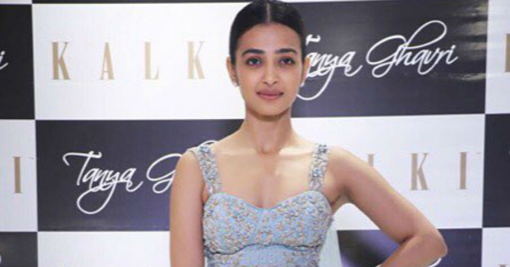 Radhika Apte's Dreamy 89K Lehenga Is Just What You Want To Get Engaged In!