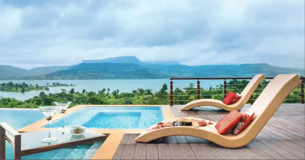 This Home By The Lake In Lonavala Makes You Wish You Had Taken More Days Off Work!