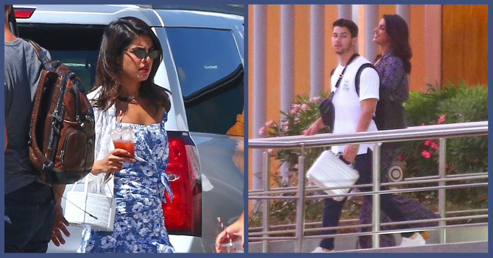 #JustEngaged - Priyanka And Nick Take Off To Mexico For A Romantic Getaway!