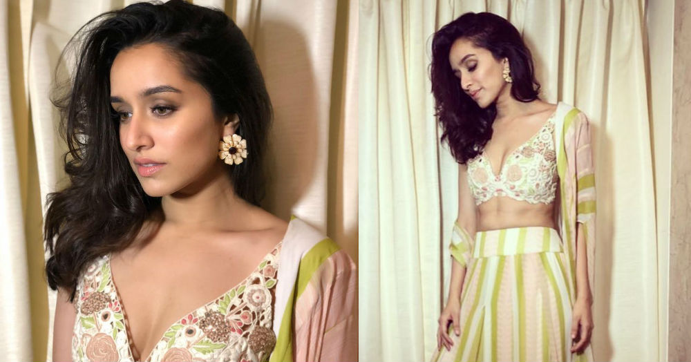 Aashiqui 3 : What Our Filmy Love For Shraddha's Desi OOTD Would Be Called