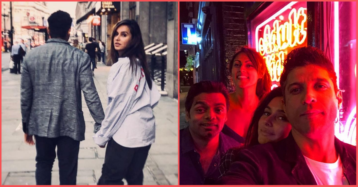 Did Shibani Dandekar Just Make Her Relationship With Farhan Akhtar Insta-Official?