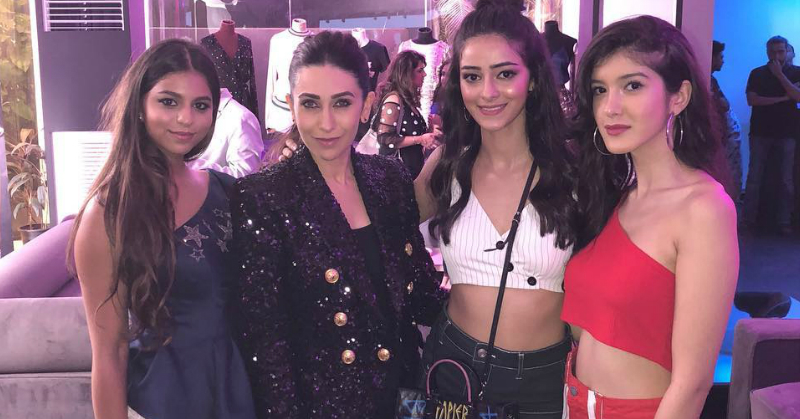 Too Glam To Give A Damn: Celeb Kids Stole The Spotlight At Shweta Bachchan's Brand Launch