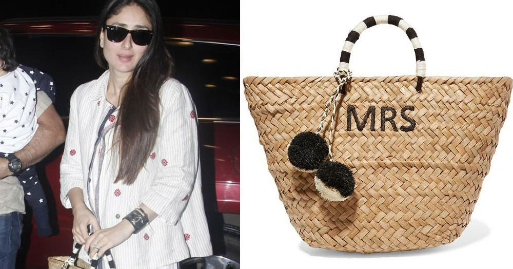 Kareena Kapoor's Vacay Bag Is Available For Rs 1,000... *What're You Waiting For? Christmas?*