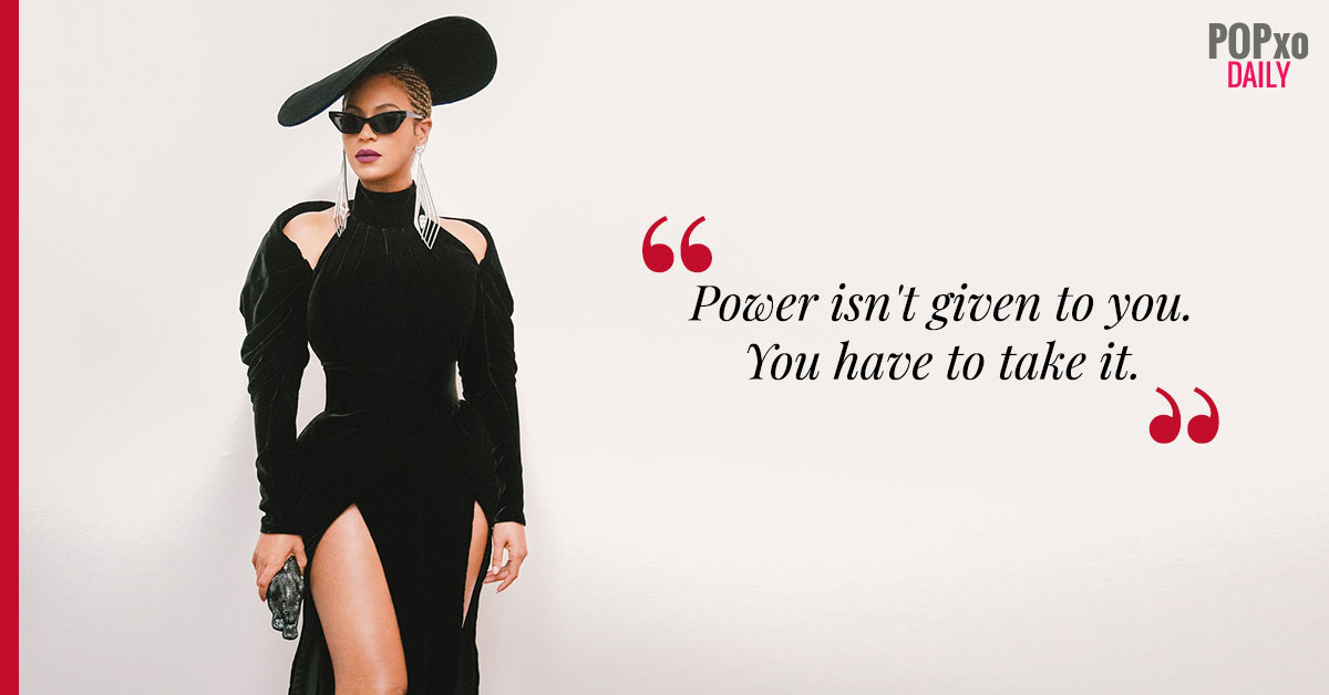 10 Empowering Quotes From Beyoncé To Inspire The Queen In You!