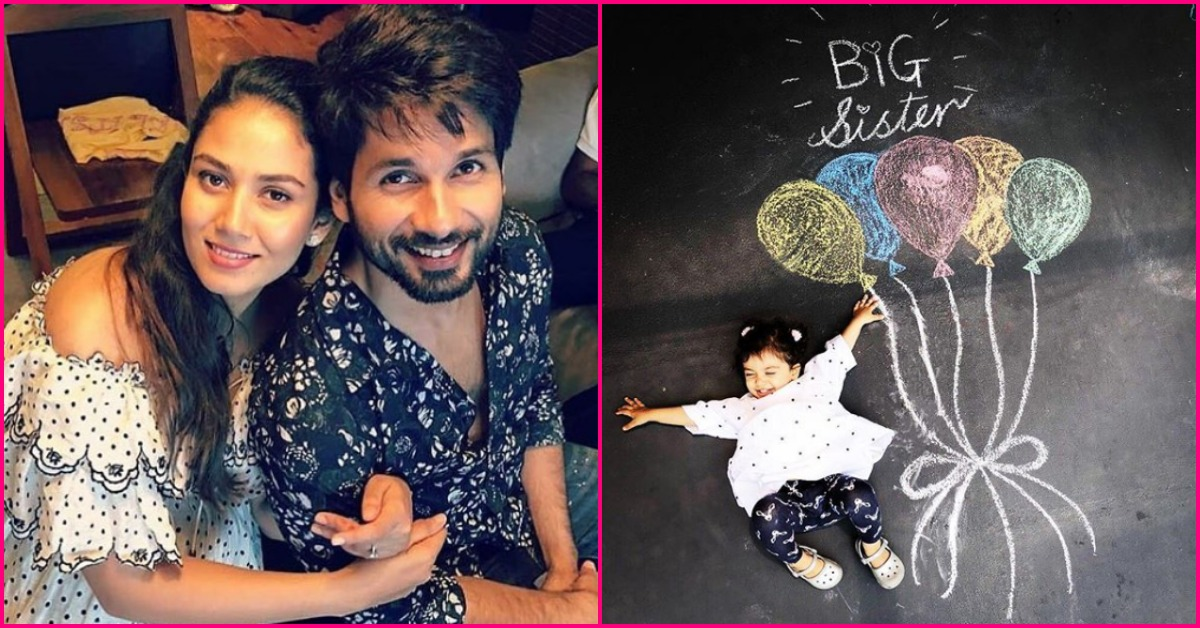 The New Addition To Shahid & Mira's Family Is Finally Here And It's A Baby Boy Kapoor!