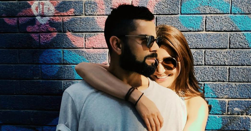 Not Just A Great Batsman, Anushka Says She Is Married To The Greatest Man In The World!