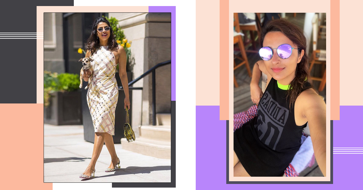 7 Looks Which Prove That While Priyanka Is The Fashionista, Parineeti Is The Girl Next Door