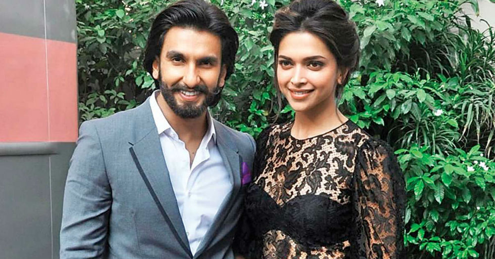 #JustIn: Ranveer Singh and Deepika Padukone To Have A Traditional Sindhi Wedding In Italy!
