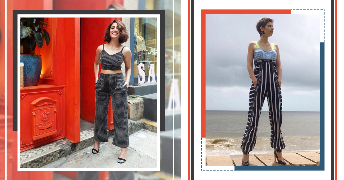 #StyleNotes: All The Fresh & Fab Ways Your Favourite Celebs Are Wearing Stripes And You Should Too!
