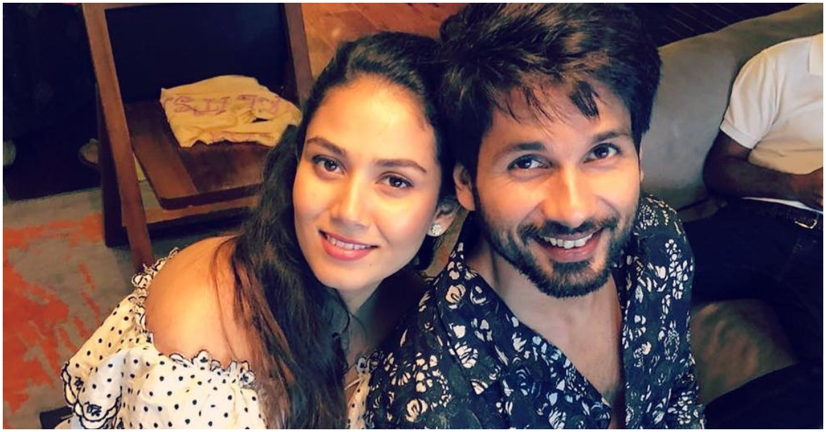 Shahid Kapoor Just Revealed The Name Of His Baby Boy & We've Got His First Picture!