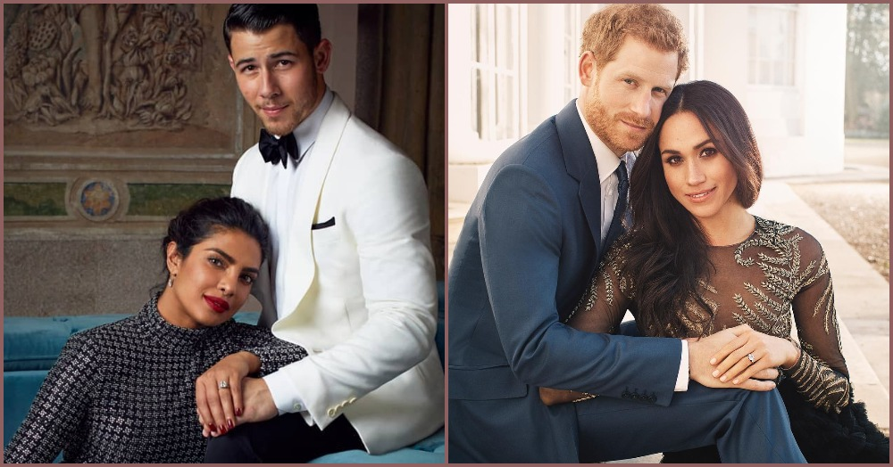 Priyanka-Nick Recreate Prince Harry And Meghan Markle's Royal Engagement Picture & Wow!