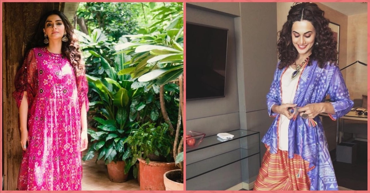 Sonam Kapoor Wore Red & Pink Together And Now We Want To As Well, Along With These Other Offbeat Combinations