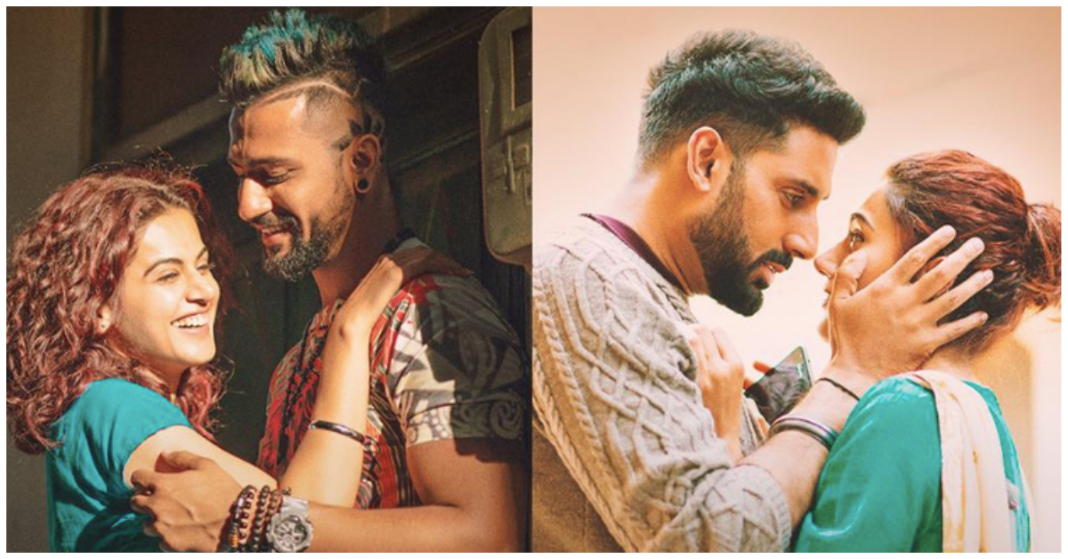 Manmarziyaan: 50 Thoughts I Had While Watching Vicky, Abhishek & Taapsee's Messy Love Story