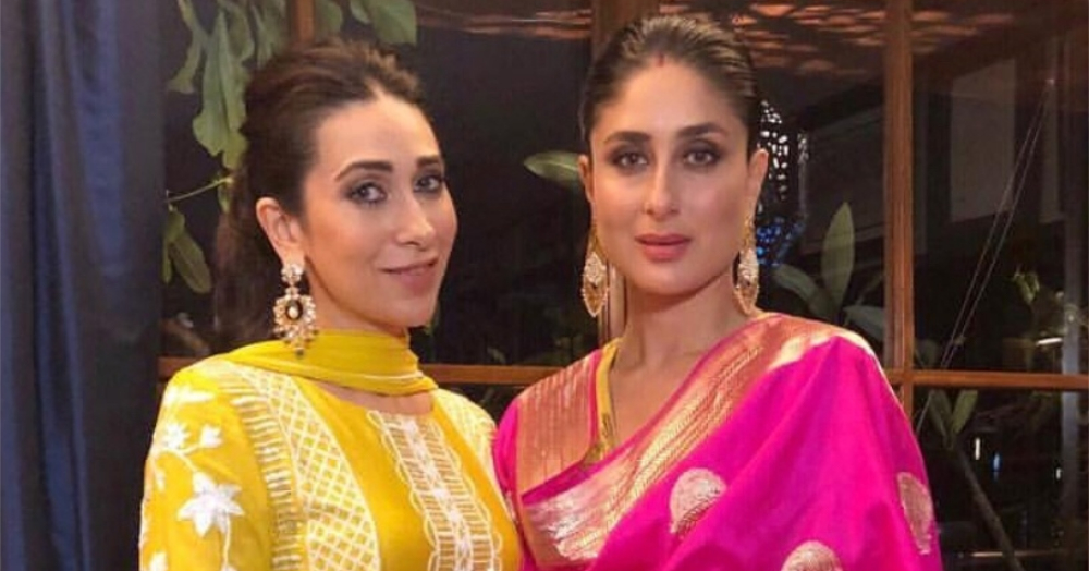 All Glam: Kareena, Karisma and Nushrat Looked Like A Million Bucks At Ganesh Chaturthi!