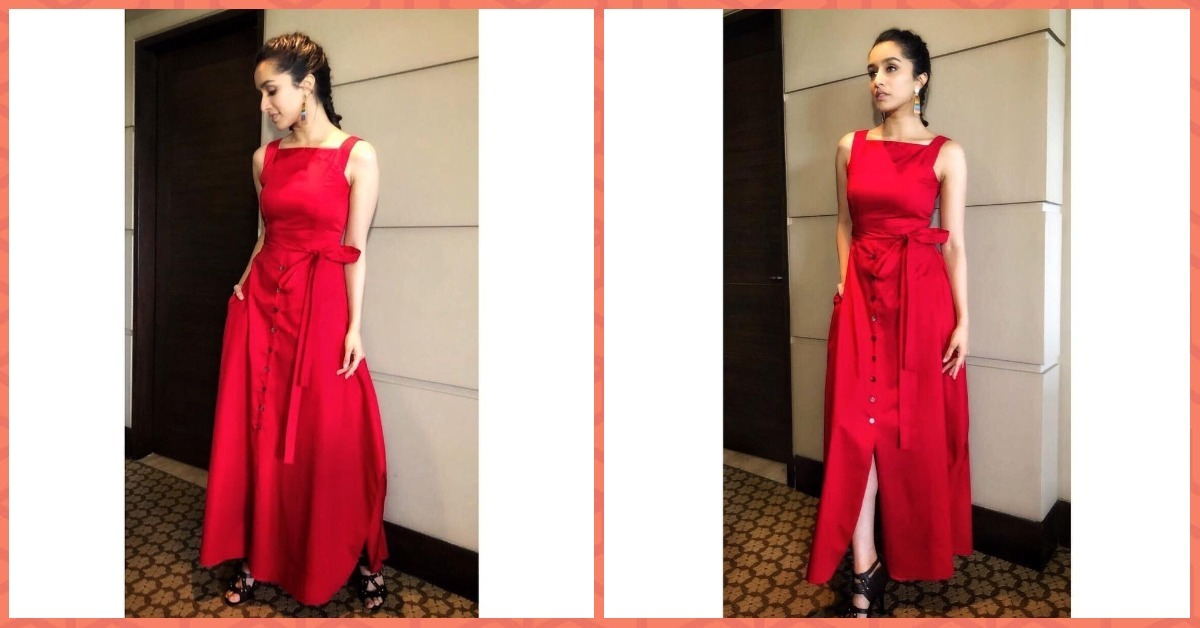 #StyleSteal: You Can Get Your Hands On Shraddha Kapoor's Easy-Breezy Summer Dress RN