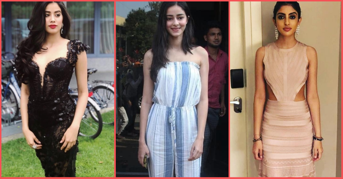 Janhvi, Ananya, And Navya, Our Favourite Celeb Kids Just Made Monday A Funday!