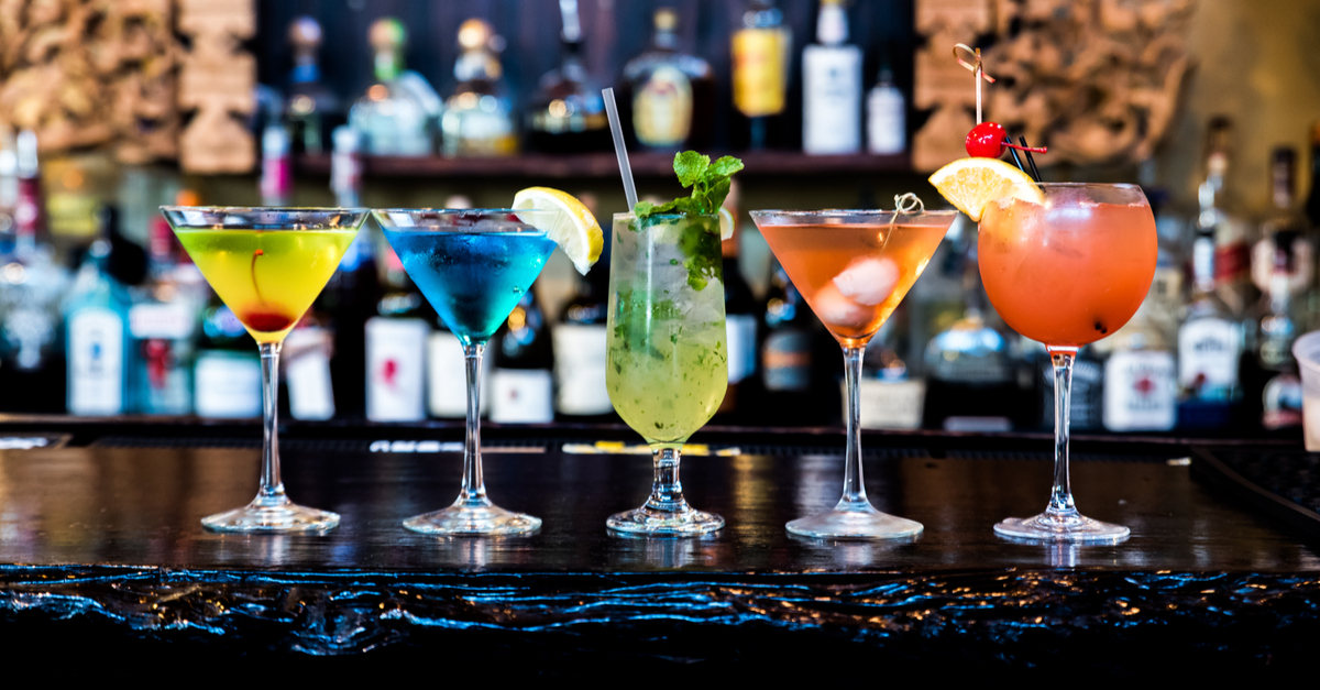 Top 5 Delicious Cocktails To Try This Monsoon Season