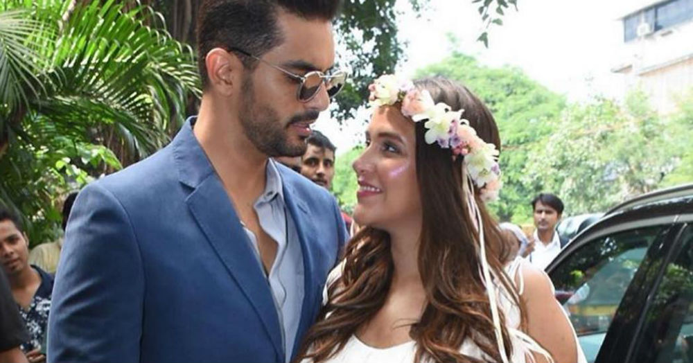 Neha Dhupia Looked Like An Angel At Her Baby Shower & We're Going Amen!