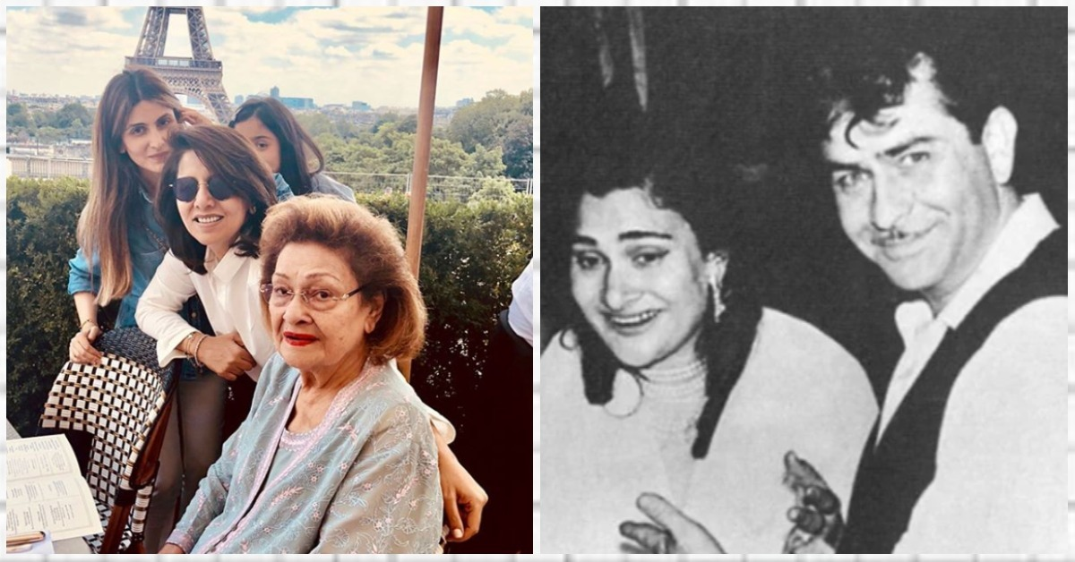 8 Fascinating Facts About Raj Kapoor & Wife Krishna Kapoor That You Probably Didn't Know