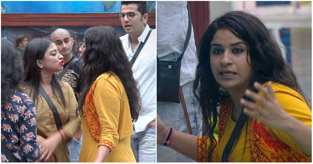 Bigg Boss Season 12 Episode 18: Surbhi And Somi Engage In A War Of Cuss Words!