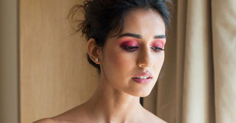 The One Eyeshadow Trend That's Ruling This Season - Cherry Eyes!