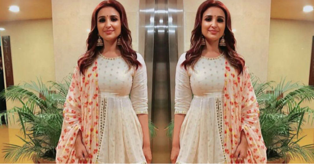 Parineeti Chopra Shows Us How To 'Diwali' The Right Way... In A Lehenga