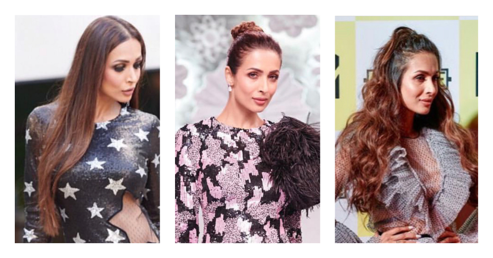 Malaika Arora Gives You The Ultimate Hairstyle Look Book For This Week!