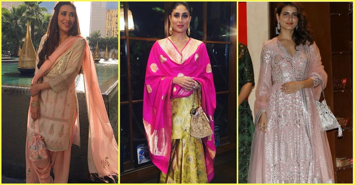 Ditch The Clutch! Carry These 10 Potli Bags With Your Indian Wear This Season