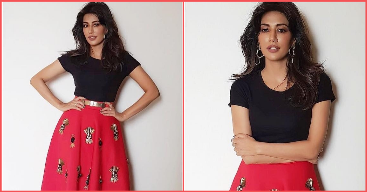 Chitrangda's New Outfit Is Proof That You Can't Hold Her Back In Fashion & In Life!