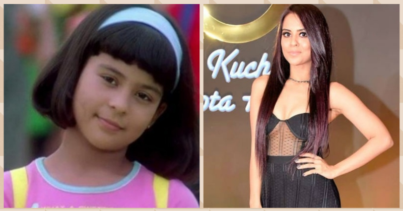 Kuch Kuch Hota Hai's Anjali Grew Up To Be A Makeup Lover - Just Like Us!