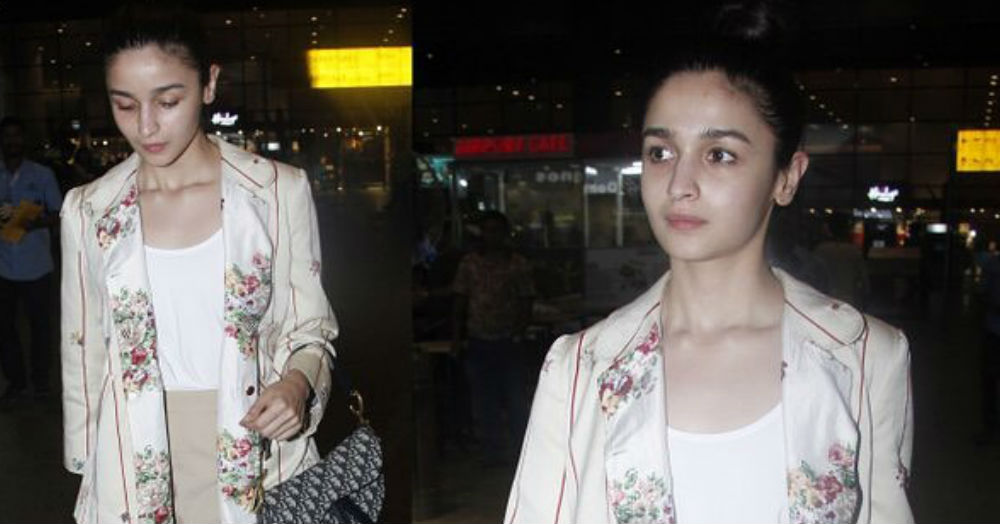 Alia Bhatt Is Making Us Want To Wear Beige For Days And Here's Why...