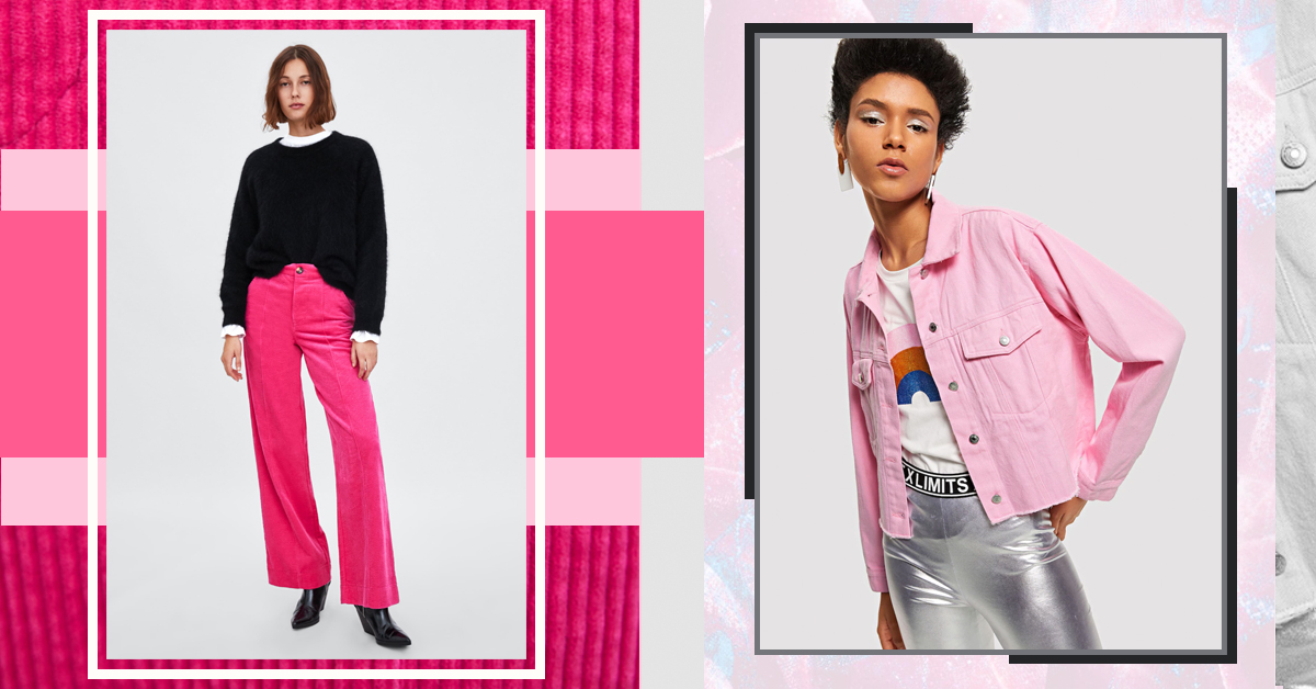 'Think Pink' With These 7 Fashion Items To Support Breast Cancer Awareness
