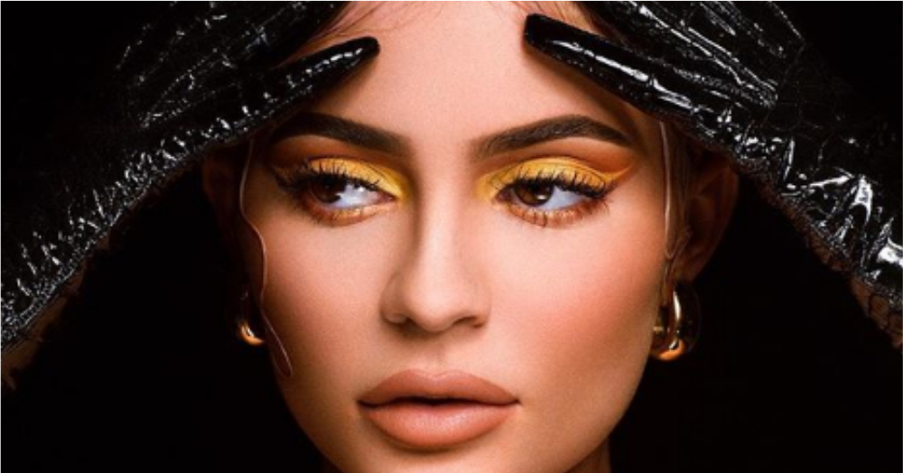 Kylie Jenner Is Being Sued By A Cosmetic Brand For Copying... Again!