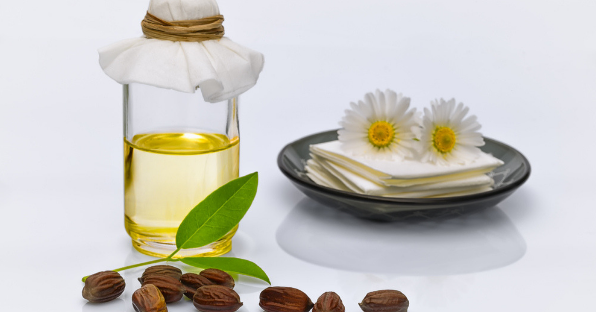Jojoba Oil Benefits For Skin & Hair : Everything You Need To Know About The Healing Oil