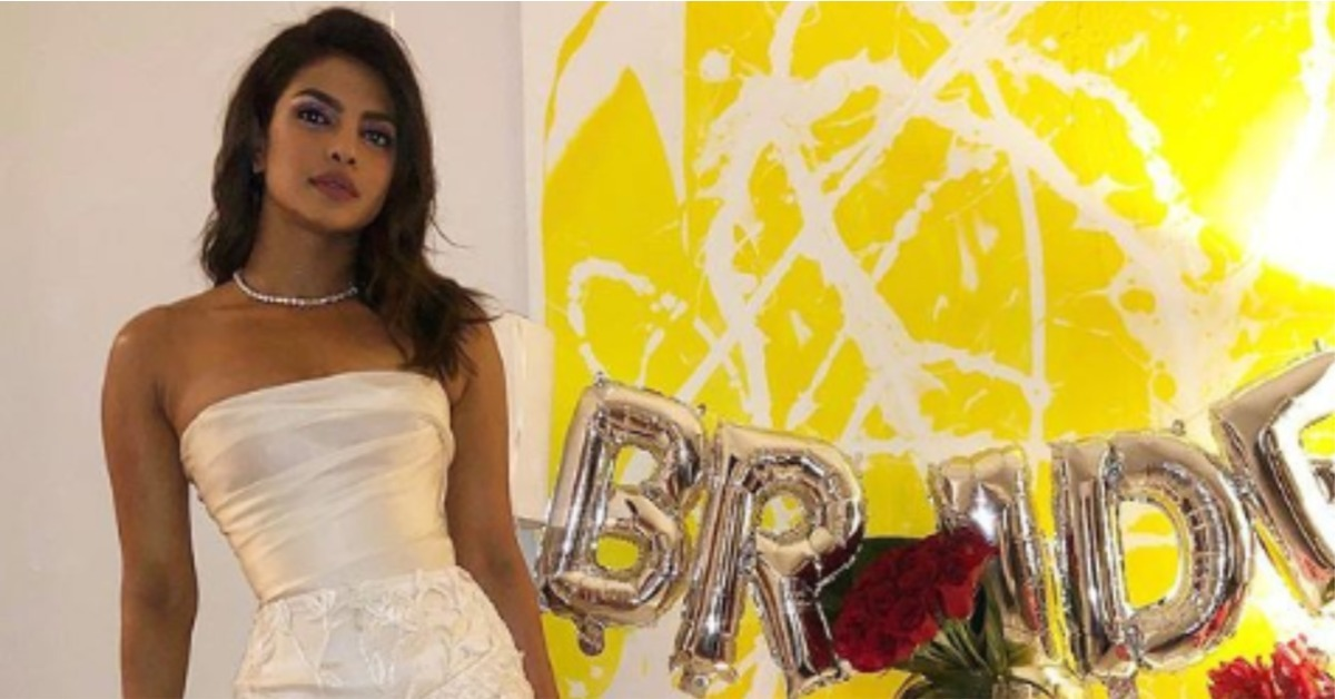 Pictures From Priyanka's Gala Bridal Shower Will Make You Want To Party In New York!