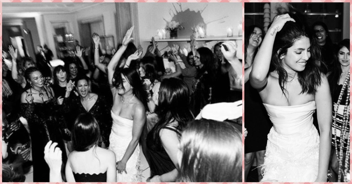 Inside Pictures From Priyanka's Bridal Shower That Broke All The Rules!