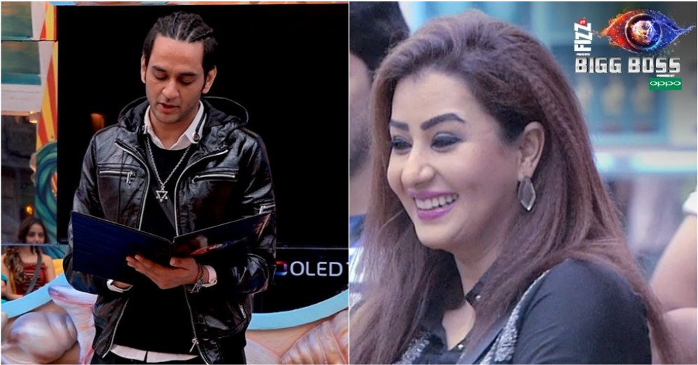 Bigg Boss Season 12 Episode 44: Vikas Gupta And Shilpa Shinde In The House!