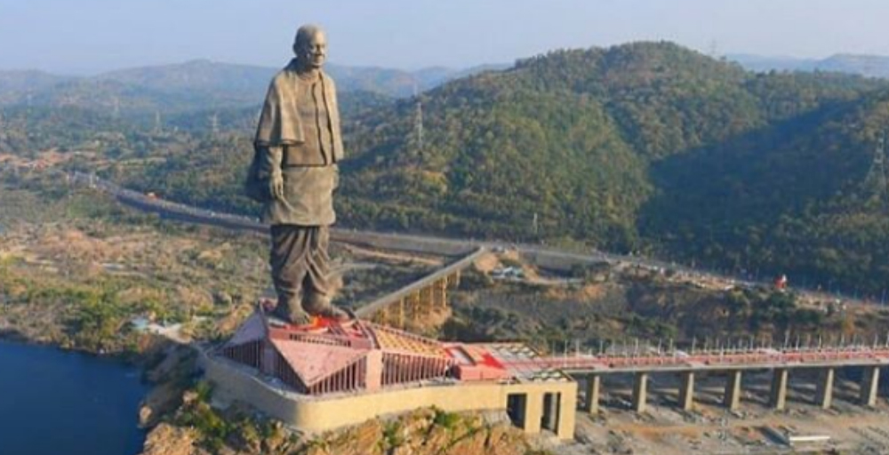 Did You Know That The Statue Of Unity In Gujarat Cost Rs 3,000 Crore? 13 More Facts Inside!