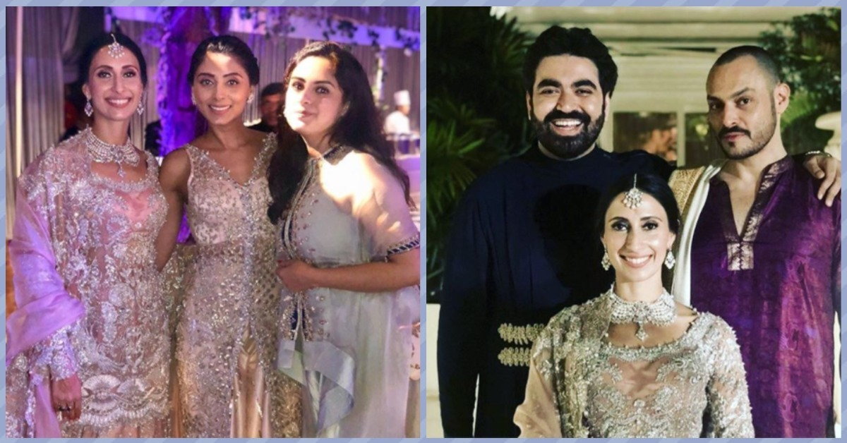The Big Fat Indian Wedding: Sonam Kapoor's Ex, Sahir Berry Gets Married To DLF Group Heiress!