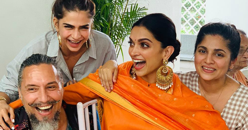 Deepika And Ranveer's Wedding Festivities Have Started With A Puja At Home!