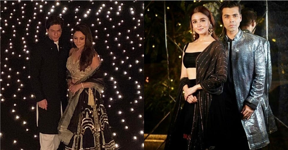 From Alia Bhatt To Kareena Kapoor, Here Are All The Stars That Dazzled At SRK's Diwali Party