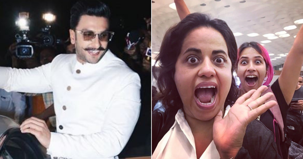 The Ladkewale Are Off To Deepika & Ranveer's Lake Como Wedding & They're So Damn Excited!