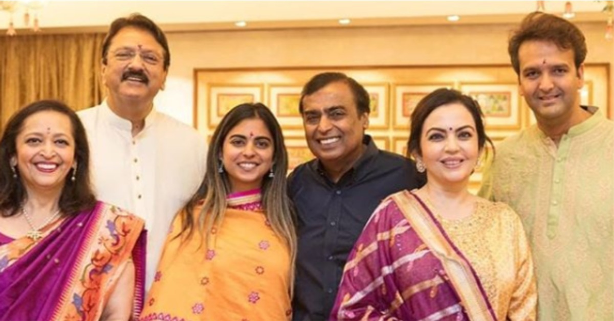 Isha Ambani Will Be Moving Into A 450 Crore Sea-Facing Bungalow After The Wedding!