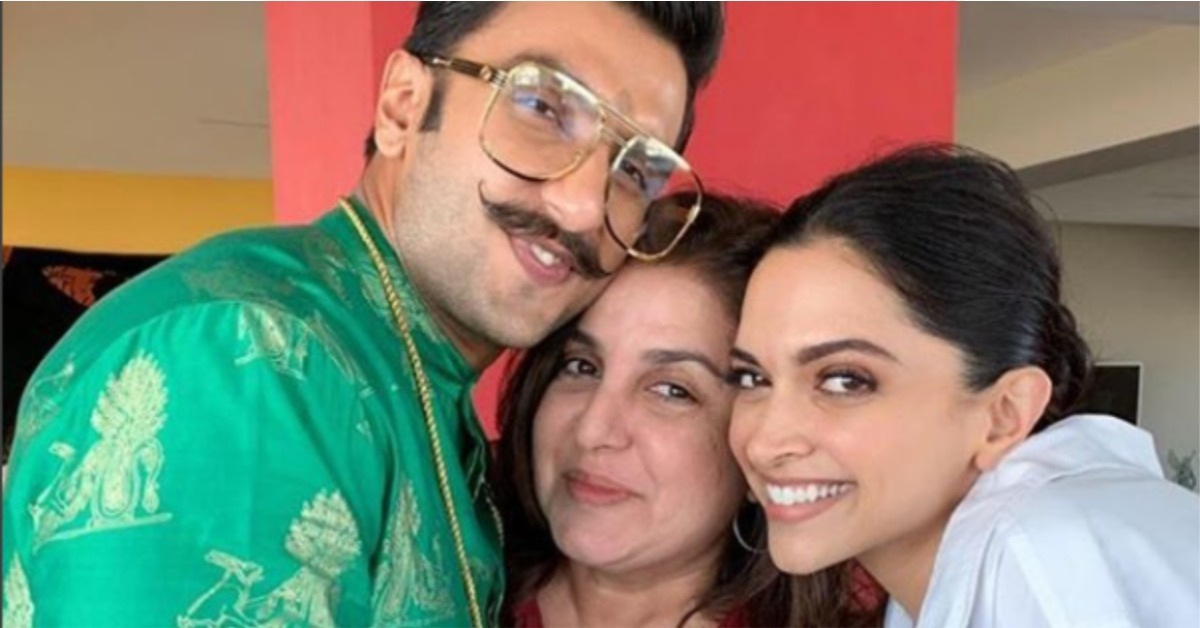 Farah Khan's Wedding Gift For Deepika & Ranveer Is An Ode To The Couple's Unbreakable Bond!