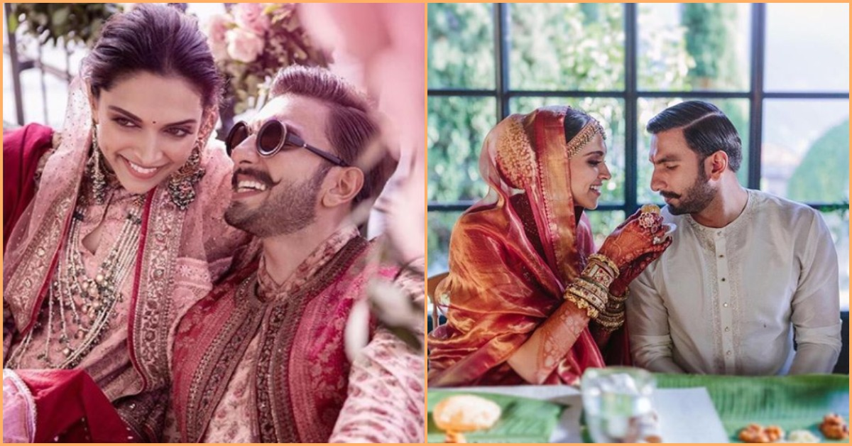 DeepVeer's Official Wedding Pictures Are HERE & It Looks Like A Dreamy Fairytale!