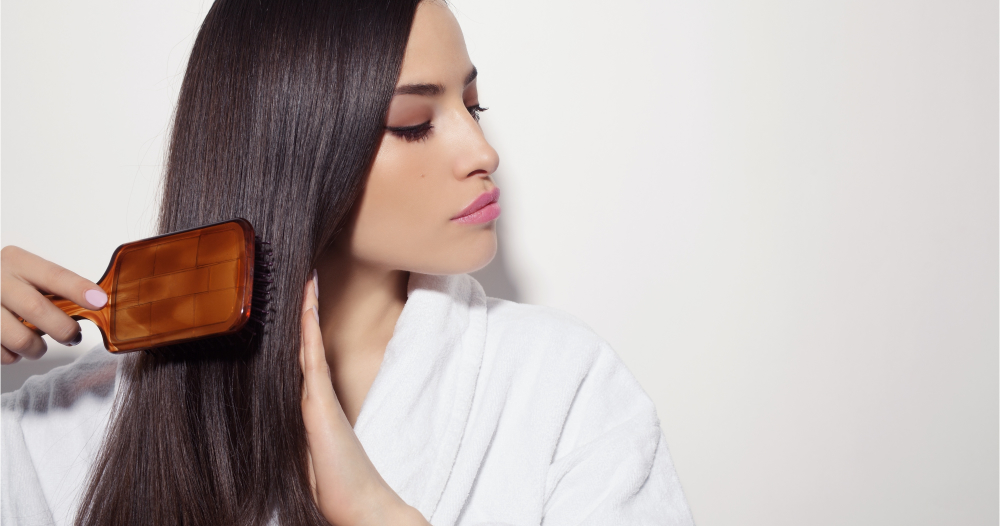How To: You Can Now Get Healthy And Glossy Hair In Just 10 Simple Steps
