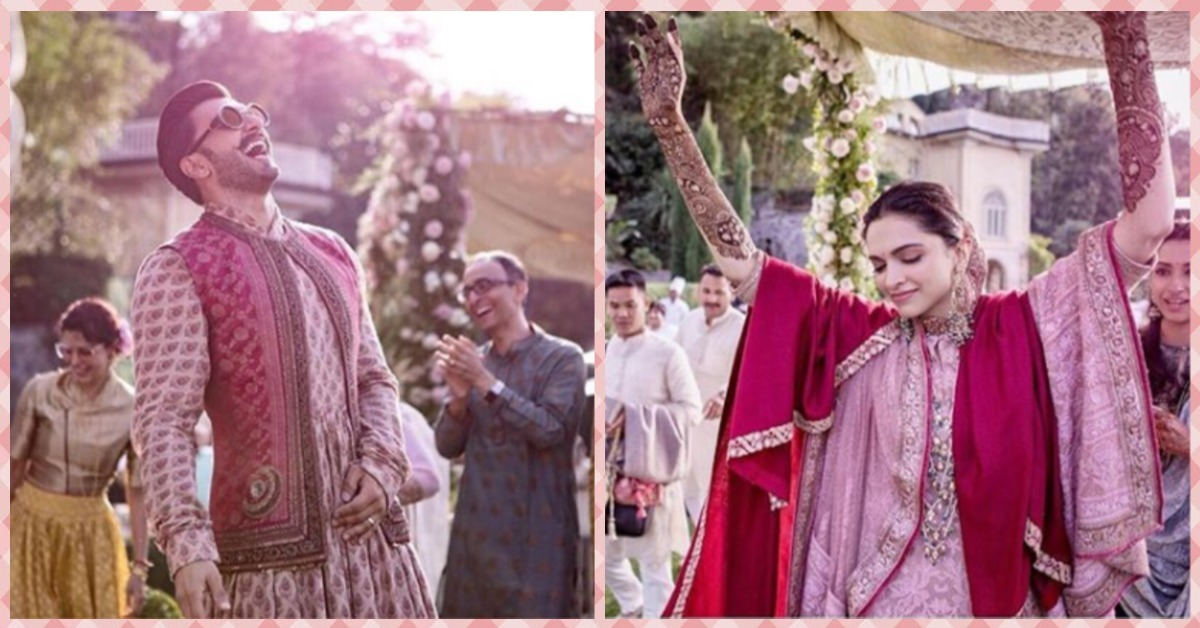 5 Ideas To Steal From Deepika & Ranveer's Mehendi Ceremony!