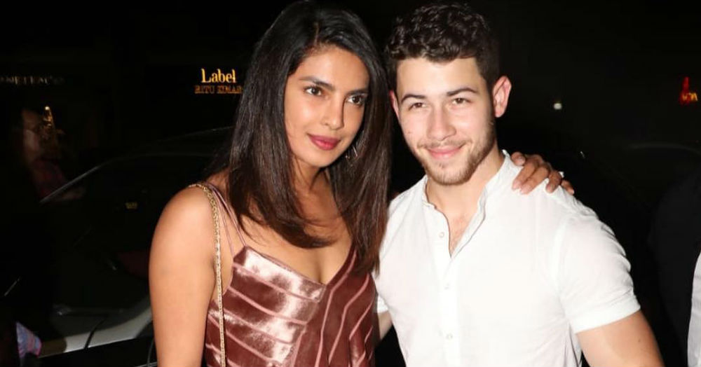 Priyanka Popped Some *Champagne* Last Night And Now We're Giddy!